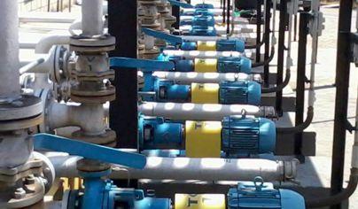 Ghordin Brasil - Manutenção de Bombas e Equipamentos Industriais